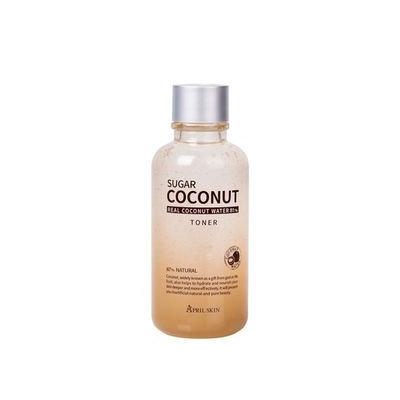 APRIL SKIN - Sugar Coconut Toner 120ml 120ml