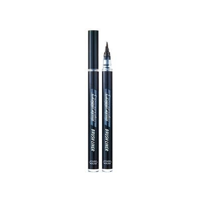Etude House - Drawing Show Easygraphy Brush Liner #4 Deep Navy