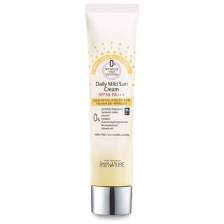 ipse - Daily Mild Sun Cream SPF50 PA+++ 60ml 60ml