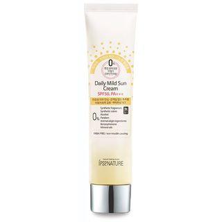 ipse - Daily Mild Sun Cream SPF50 PA+++ 60ml 60ml