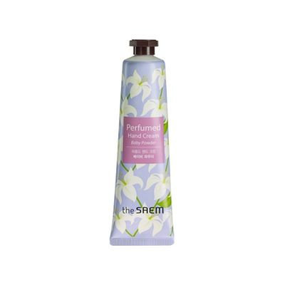 The Saem - Perfumed Hand Cream (Baby Powder) 30ml