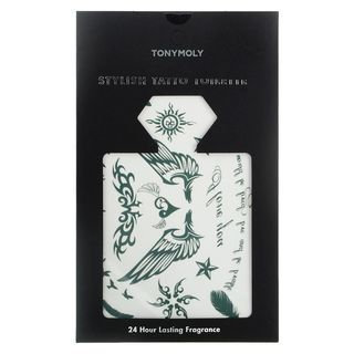 Tony Moly - Stylish Tattoo Toilette 1pc No. 4 - Rosy Autumn