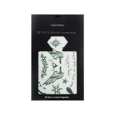 Tony Moly - Stylish Tattoo Toilette 1pc No. 3 - Love Letter