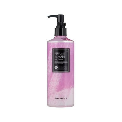 Tony Moly - Perfume De Muse Body Cleanser (Baby Powder) 400g 400g