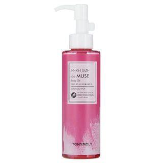 Tony Moly - Perfume De Muse Body Oil (Lollilolli Pop) 140ml 140ml