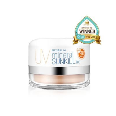 MAXCLINIC - Catrin Natural 100 Sunkill RX SPF46 PA+++ 12g 12g