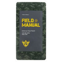 Tony Moly - Field Manual Defense Foot Patch 1pair 1pair