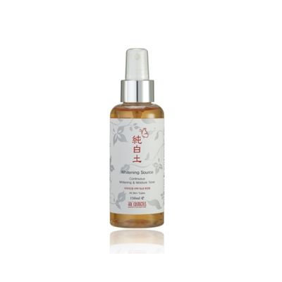 kb cosmetics - Soonbaekto Whitening Source Continuous Whitening And Moisture Toner 150ml 150ml