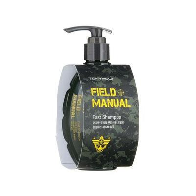 Tony Moly - Field Manual Fast Shampoo 280ml 280ml