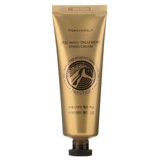 Tony Moly - Prestige Jeju Mayu Treatment Hand Cream 50ml 50ml