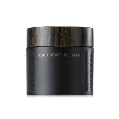 The Saem - Mineral Homme Black Moisture Cream 80ml 80ml