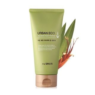 The Saem Urban ECO Harakeke Foam Cleanser 150g/5.29oz