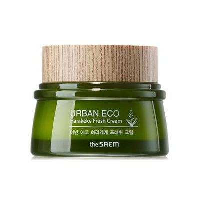 The Saem - Urban Eco Harakeke Fresh Cream 60ml/2.02oz