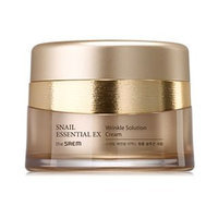The Saem - Snail Essential EX Wrinkle Solution Cream 60ml 60ml