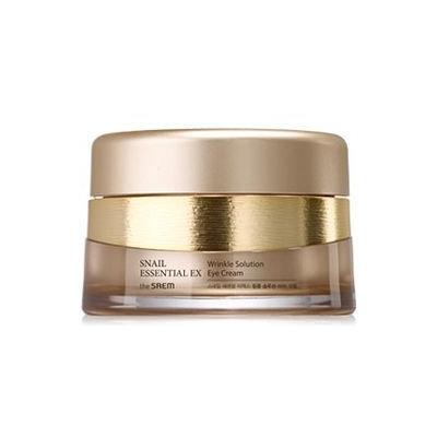 The Saem - Snail Essential EX Wrinkle Solution Eye Cream 30ml 30ml
