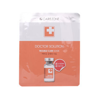 CAREZONE - Doctor Solution - Trouble Care Mask 1pc 27ml
