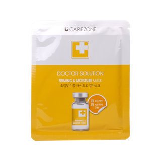CAREZONE - Doctor Solution - Firming & Moisture Gel Mask 1pc 1pc