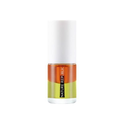Nature Republic - Color & Nature Nailcare Double Cuticle Nutrition Oil 8ml 8ml