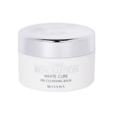 Missha - Time Revolution White Cure Oil Cleansing Balm 105g 105g