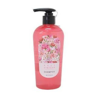 Missha - Natural Rose Vinegar Shampoo 310ml 310ml