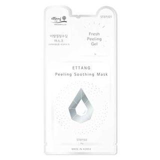 ettang - Peeling Soothing Mask 25g + Peeling Gel 3g 28g