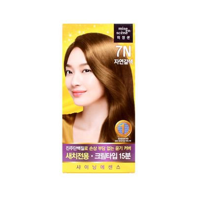 miseensc ne - Shining Essence Hair Color (#7N) 1pack