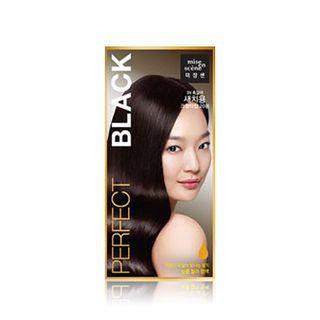 miseensc ne - Perfect Color Cream For Gray Hair (3N Black) 3N - Black