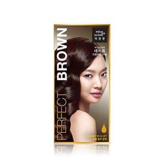 miseensc ne - Perfect Color Cream For Gray Hair (4N Brown) 4N - Brown