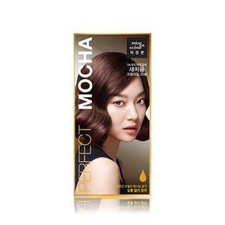 miseensc ne - Perfect Color Cream For Gray Hair (5N Mocha) 5N - Mocha