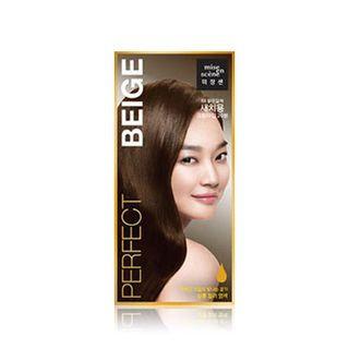 miseensc ne - Perfect Color Cream For Gray Hair (6B Beige) 6B - Beige