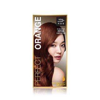 miseensc ne - Perfect Color Cream For Gray Hair (60 Orange) 60 - Orange