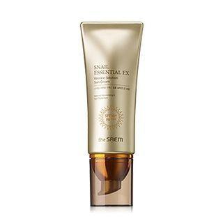 The Saem - Snail Essential EX Wrinkle Solution Sun Cream SPF50+ PA+++ 45ml 45ml