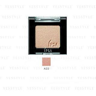IPSA - Eye Color Clear Eyes LG (#A22 Shell Vermilion) 1.8g