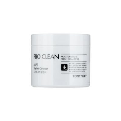 Tony Moly - Pro Clean Soft Sherbet Cleanser 90g 90g