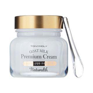 Tony Moly - Naturalth Goat Milk Premium Cream 60ml 60ml