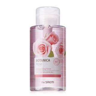 The Saem - Botanica Rose Moisturizing Toner 400ml 400ml
