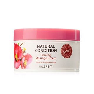 The Saem - Natural Condition Firming Massage Cream 200ml 200ml