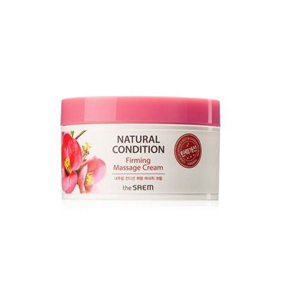The Saem - Natural Condition Firming Massage Cream 200ml 200ml