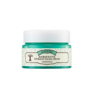 HONGIK SKIN - Saint Peau Baobab Water Storage Facial Cream 50g 50g