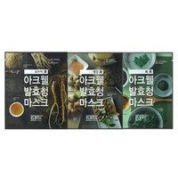 acwell - Traditional Grain Syrup Mask 1pc Mugwort