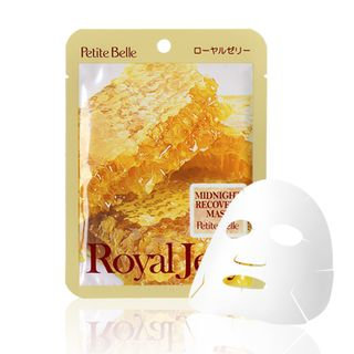 skin soul & beauty - Petite Belle Midnight Recovery Mask (Royal Jelly) 1pc 25ml