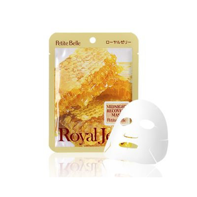 skin soul & beauty - Petite Belle Midnight Recovery Mask (Royal Jelly) 1pc 25ml