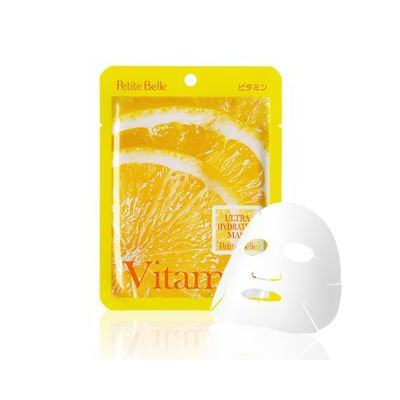 skin soul & beauty - Petite Belle Ultra Hydrating Mask (Vitamin) 1pc 25ml