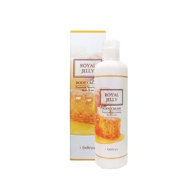 skin soul & beauty - I Belivyu Royal Jelly Body Cream 300ml 300ml