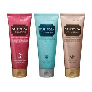 ONNIONNI - Sappiroza Cleansing Foam 150ml Red Ginseng