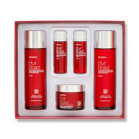 ONNIONNI - Hur Boaz Set: Toner 140ml + 30ml + Emulsion 140ml + 30ml + Cream 50ml 5pcs