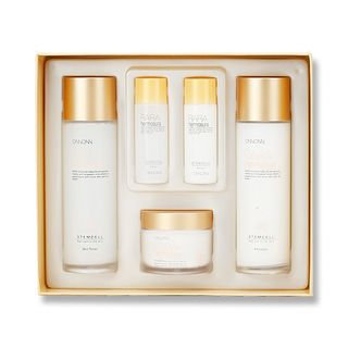 ONNIONNI - Rara Hermosura Set: Toner 140ml + 30ml + Emulsion 140ml + 30ml + Cream 50ml 5pcs