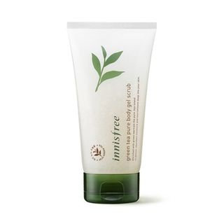 Innisfree - Green Tea Pure Body Scrub 150ml 150ml