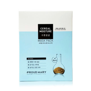 PROUD MARY - Cereal Moisture Mask Pack 1pc 25g