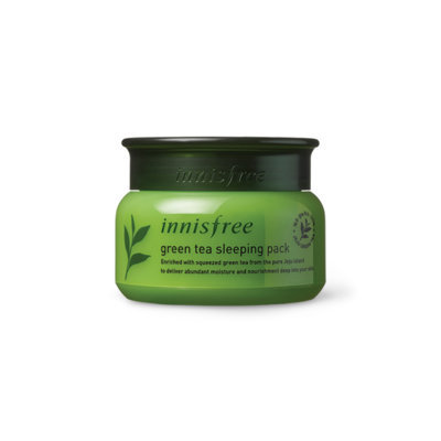 Innisfree - Green Tea Sleeping Pack 80ml 80ml